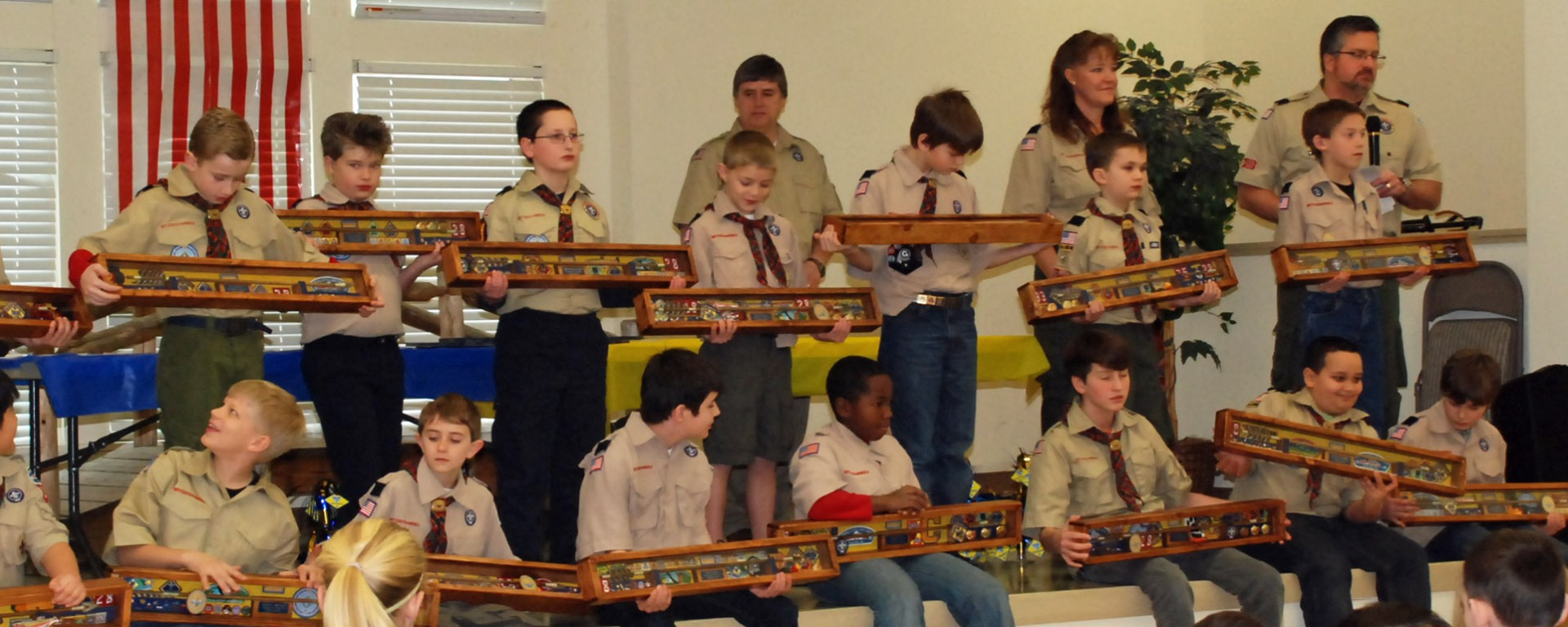Webelos Ii Crossover Cub Scout Pack 28 Gainesville